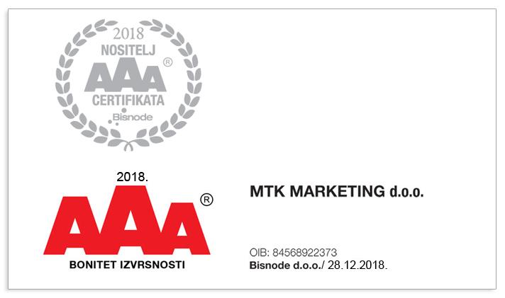 Mtk Marketing D O O